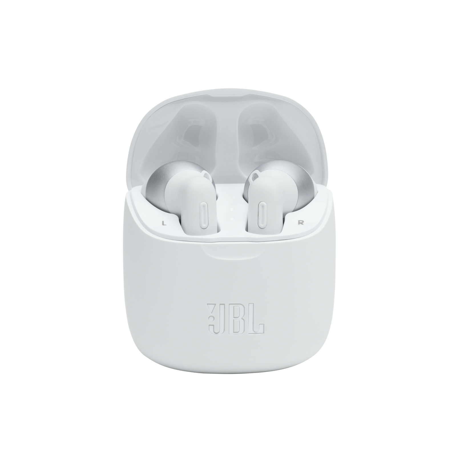 JBL TUNE 225TWS - White - True wireless earbud headphones - Detailshot 4