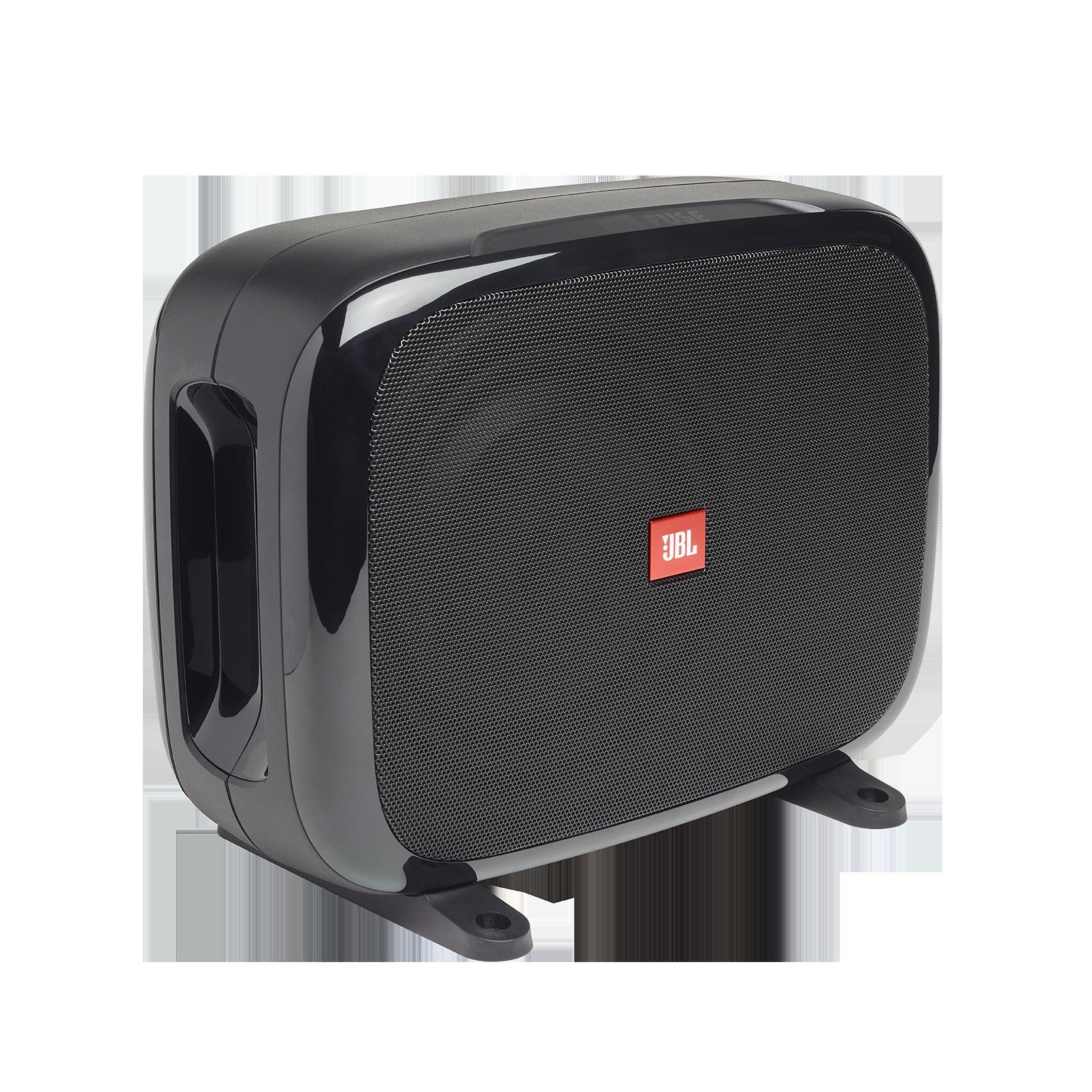 """JBL FUSE - Black - Pair 8"""" (200mm) Passive Subwoofer Enclosures - Hero"""