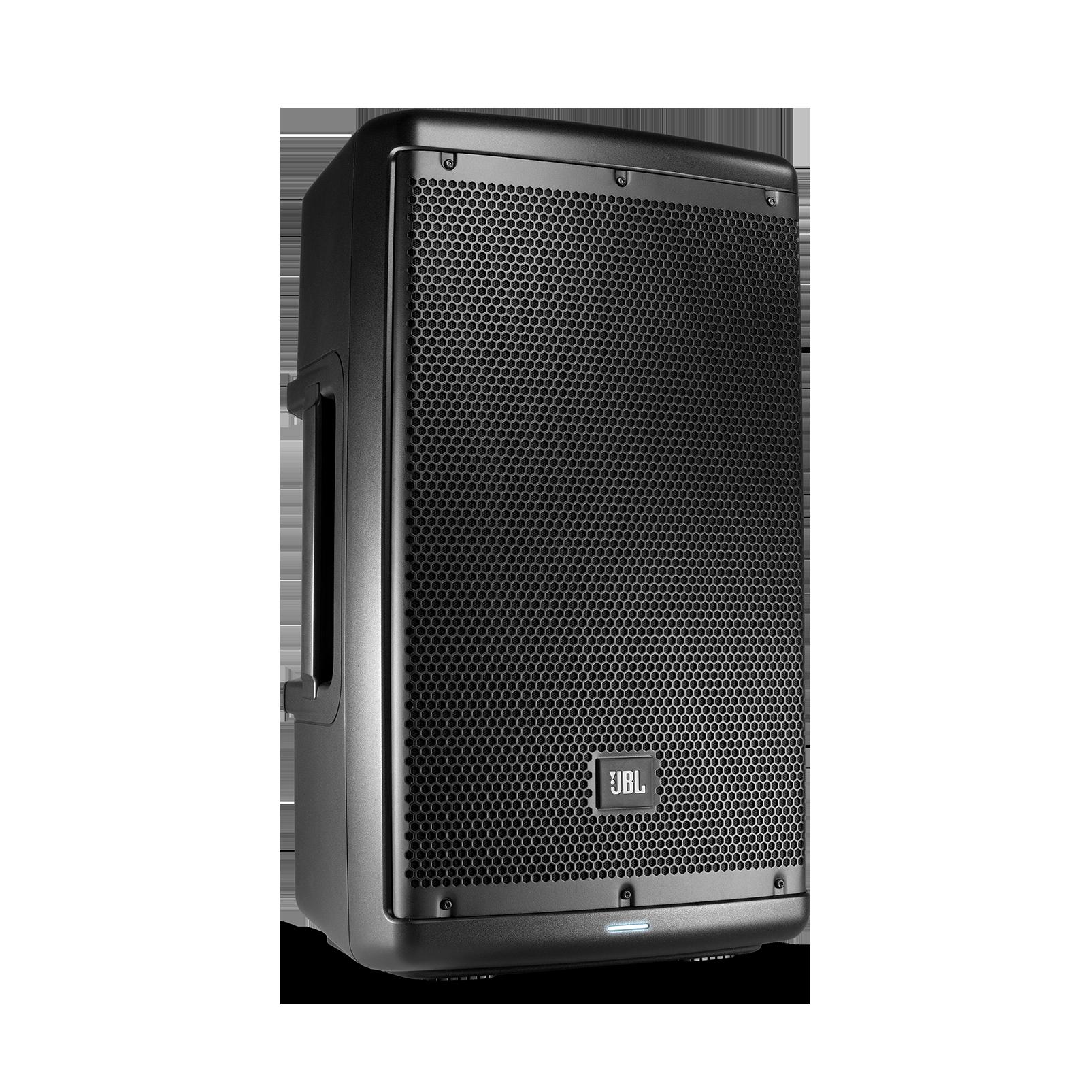 "JBL EON610 - Black - 10"" Two-Way Multipurpose Self-Powered Sound Reinforcement - Detailshot 4"