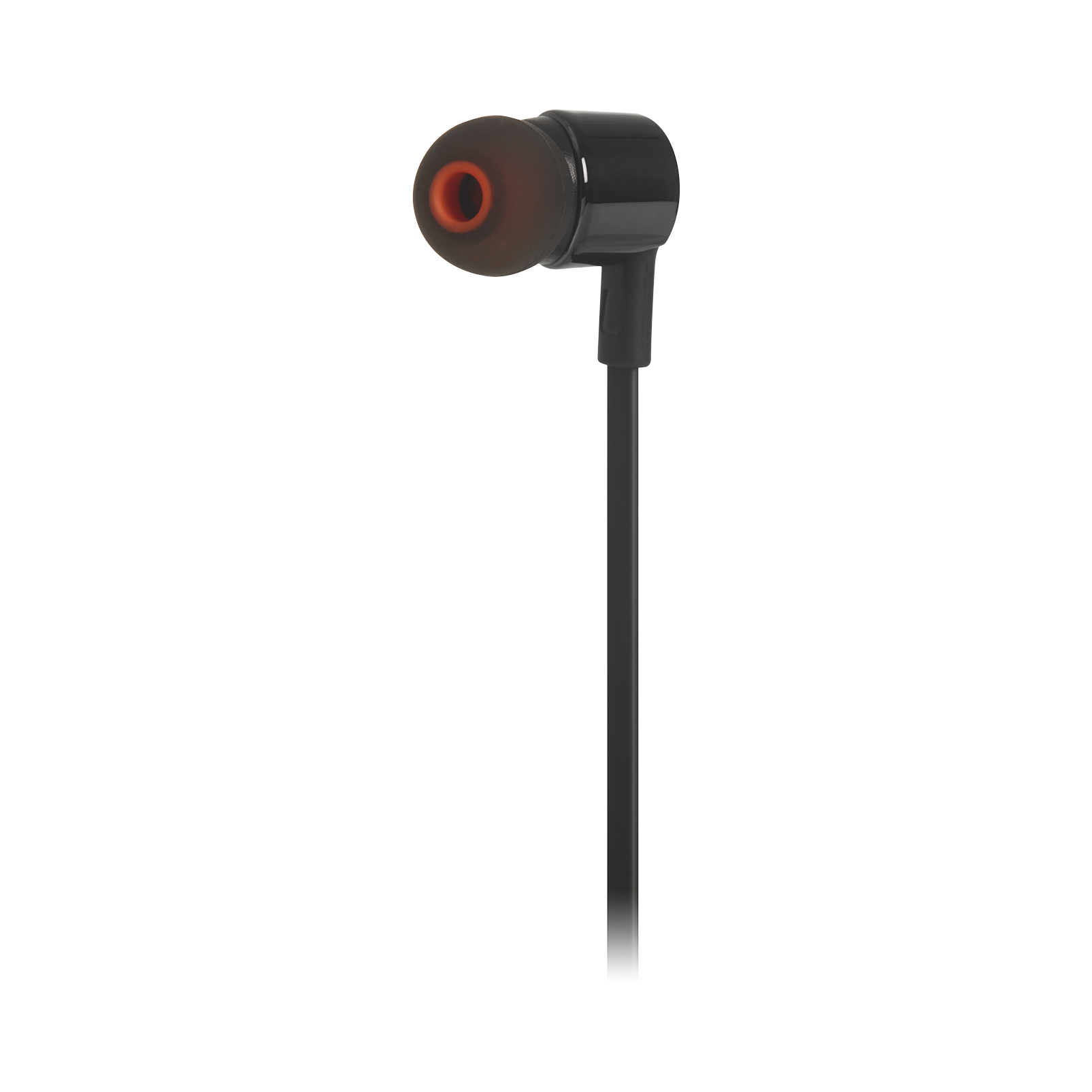JBL TUNE 210 - Black - In-ear headphones - Detailshot 3