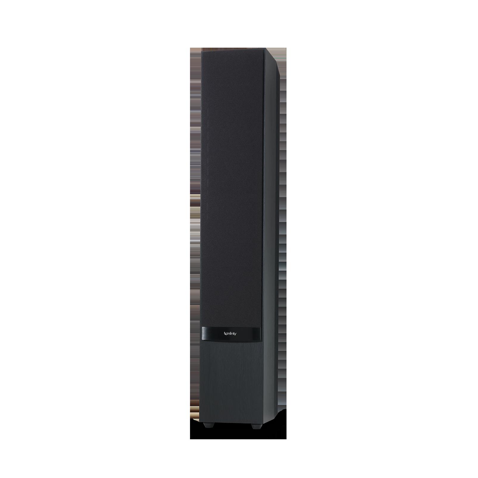 "Reference 263 - Black - 6-1/2"" 3-Way Floorstanding Loudspeaker - Detailshot 3"