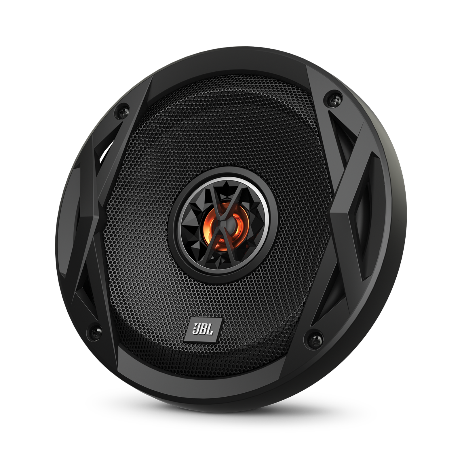 "Club 6520 - Black - 6-1/2"" (160mm) coaxial car speaker - Hero"