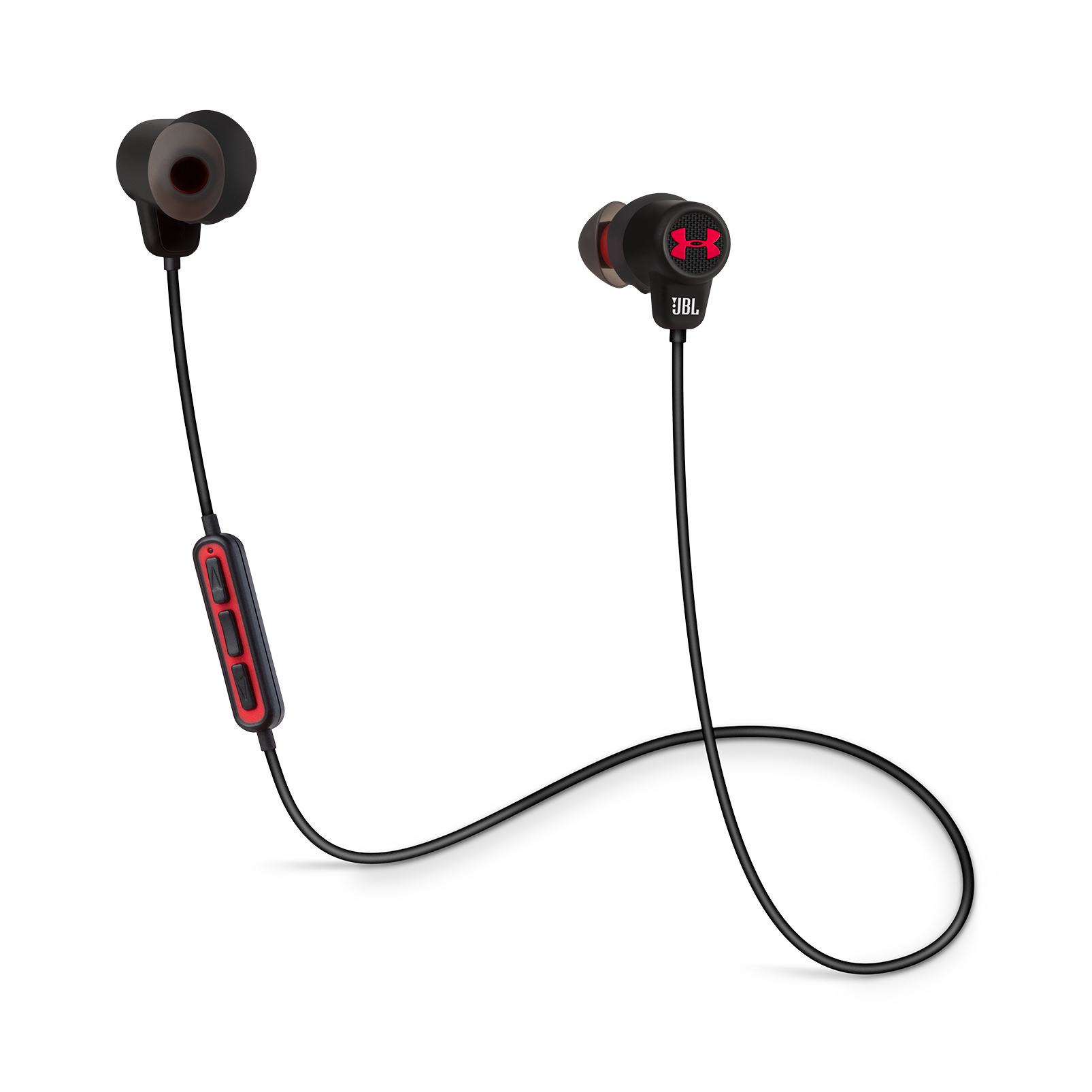 Under Armour Sport Wireless - Black - Wireless in-ear headphones for athletes - Hero