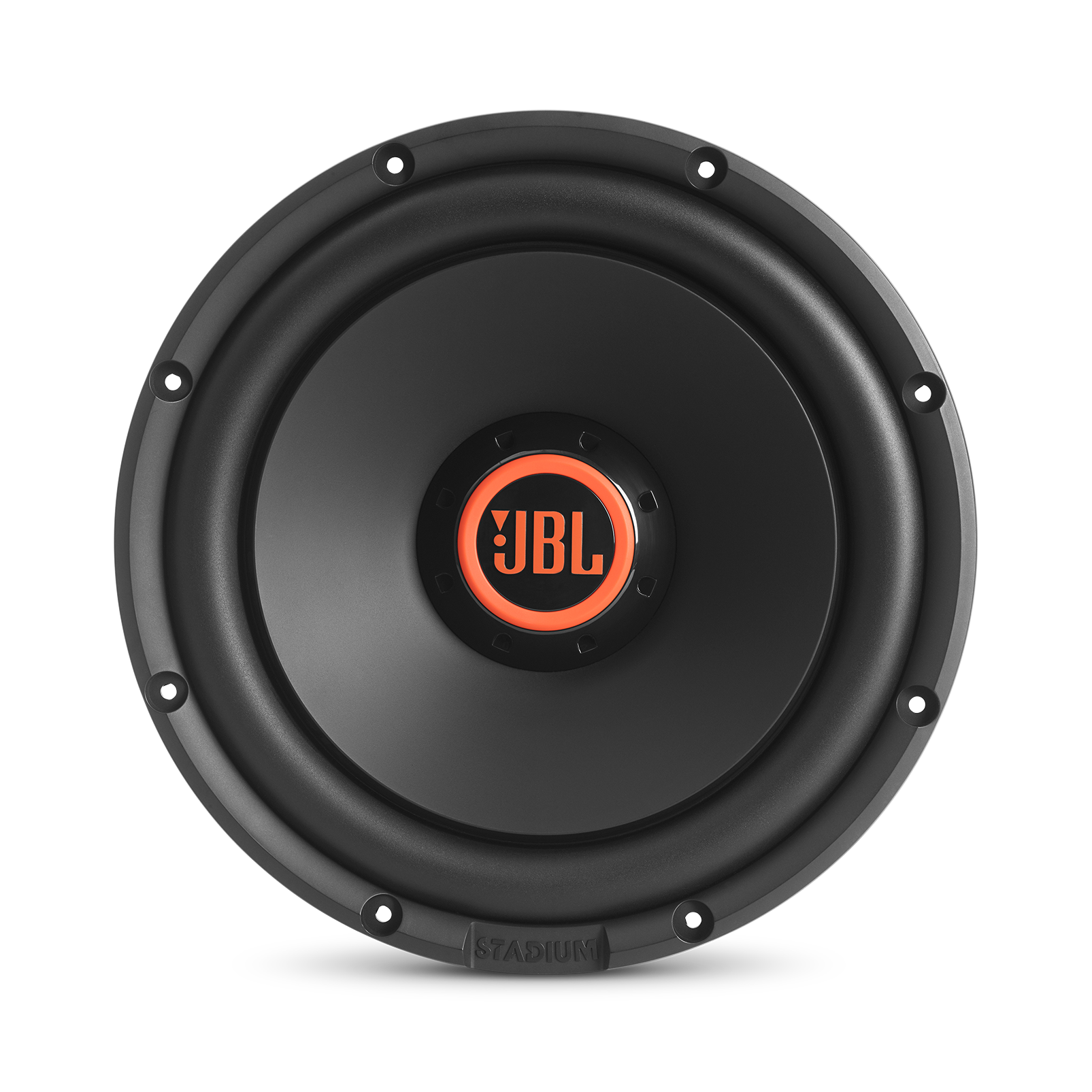 "JBL Stadium 1224 - Black - 12"" (300mm) high-performance car audio subwoofers - Front"