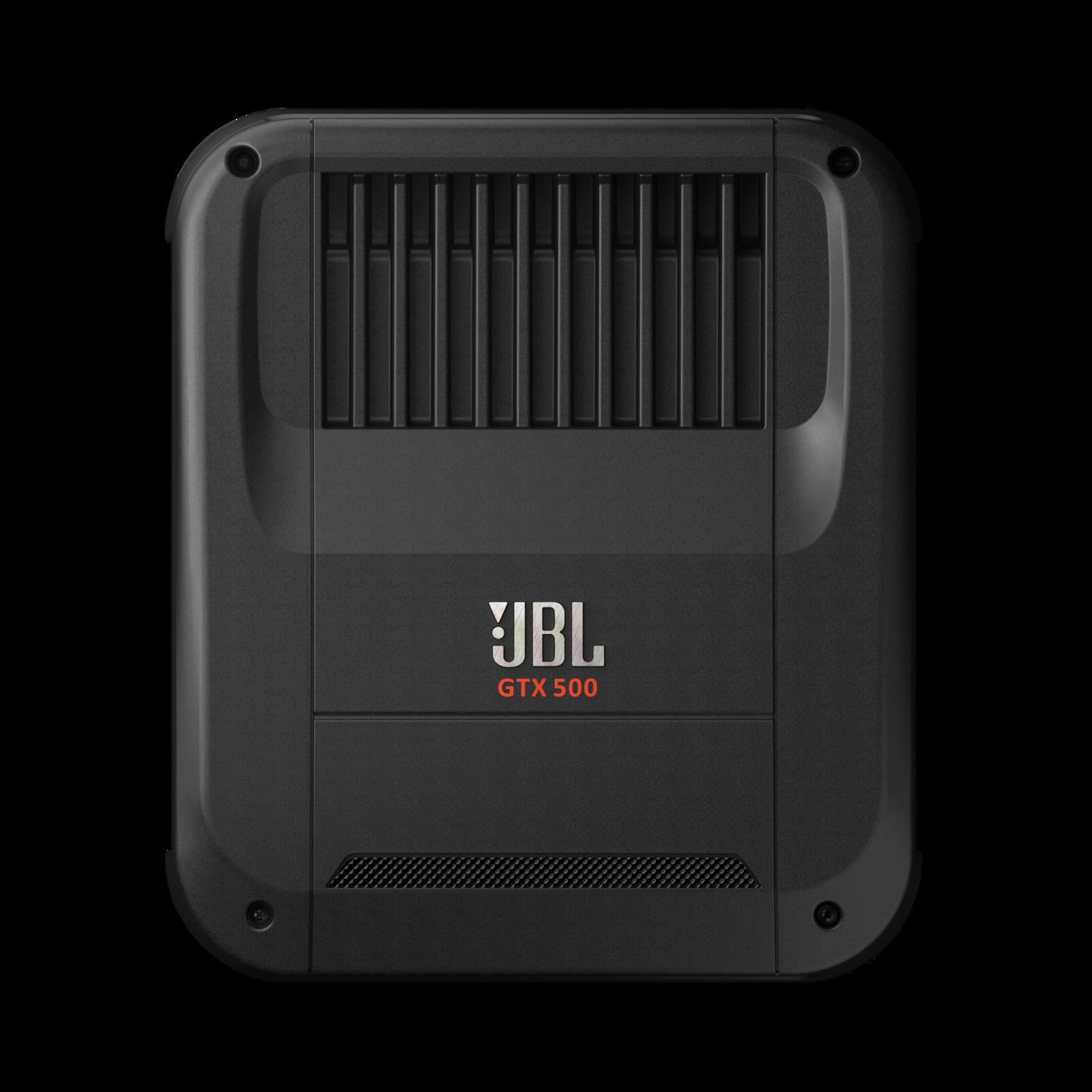 Gtx 500 750 Watt Mono Subwoofer Amplifier