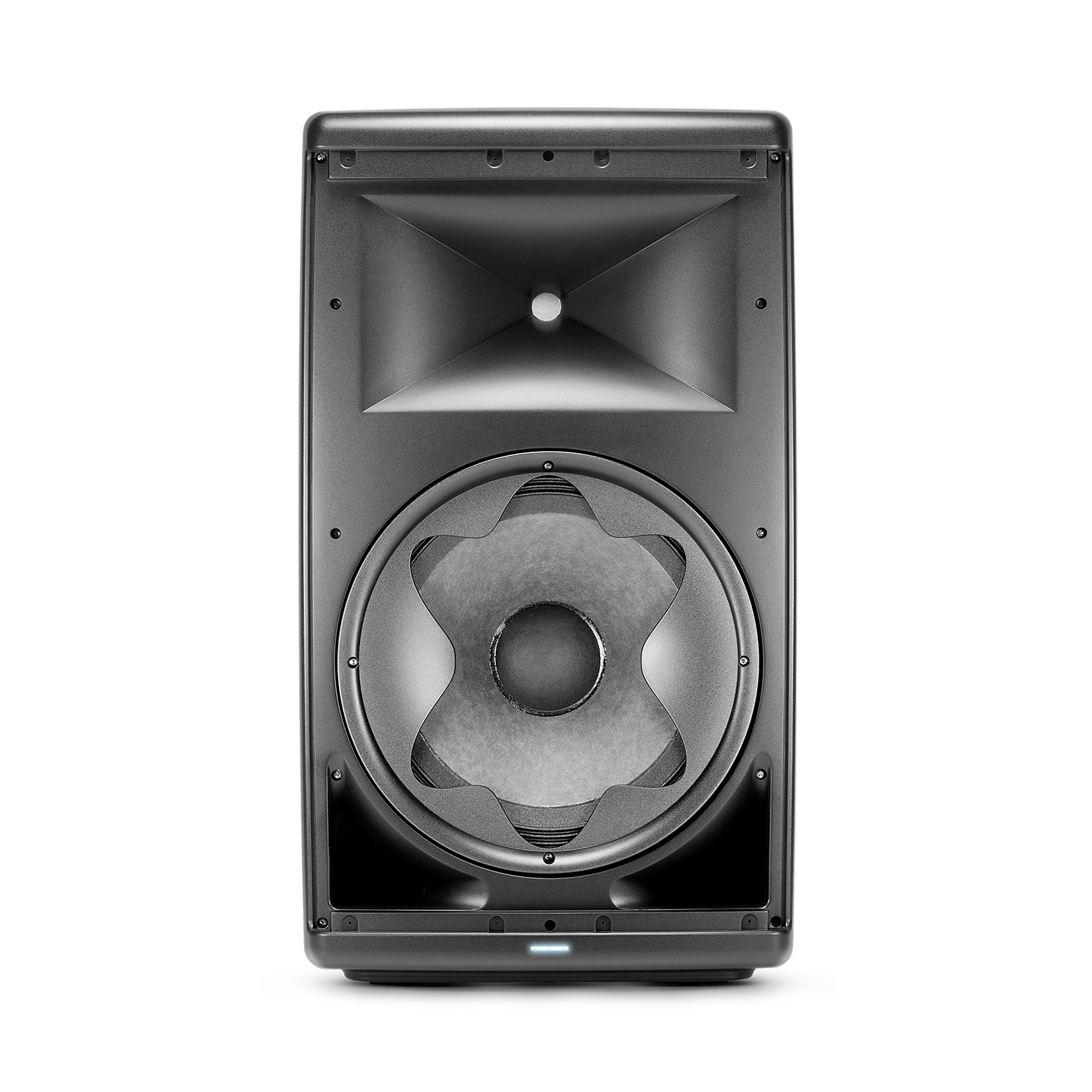 "JBL EON612 - Black - 12"" Two-Way Multipurpose Self-Powered Sound Reinforcement - Detailshot 4"