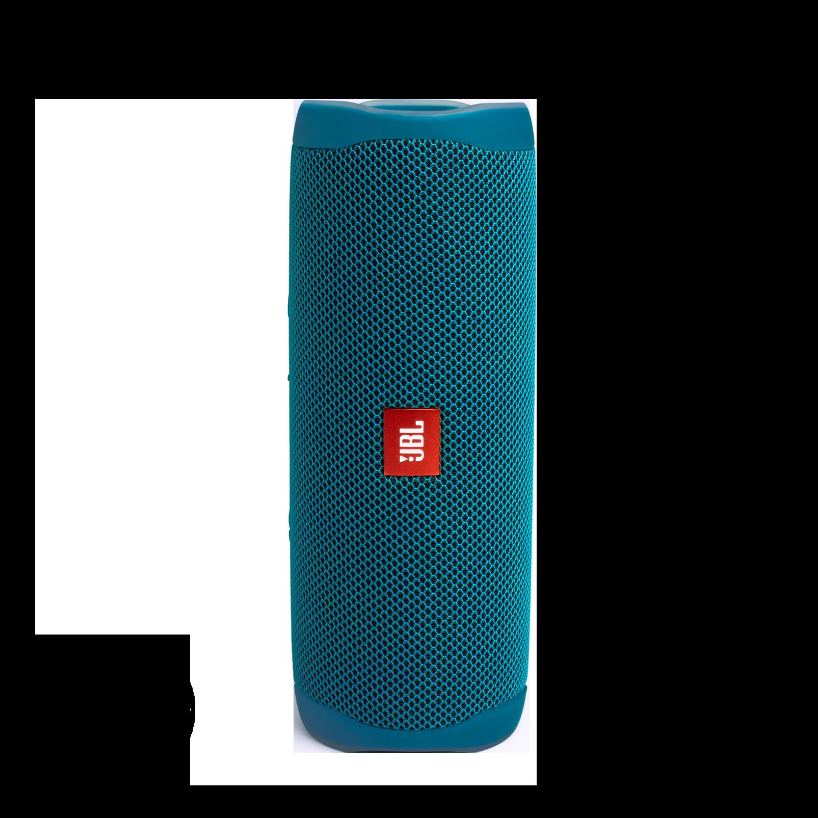 JBL Flip 5 Eco edition - Ocean Blue - Portable Speaker - Eco edition - Hero