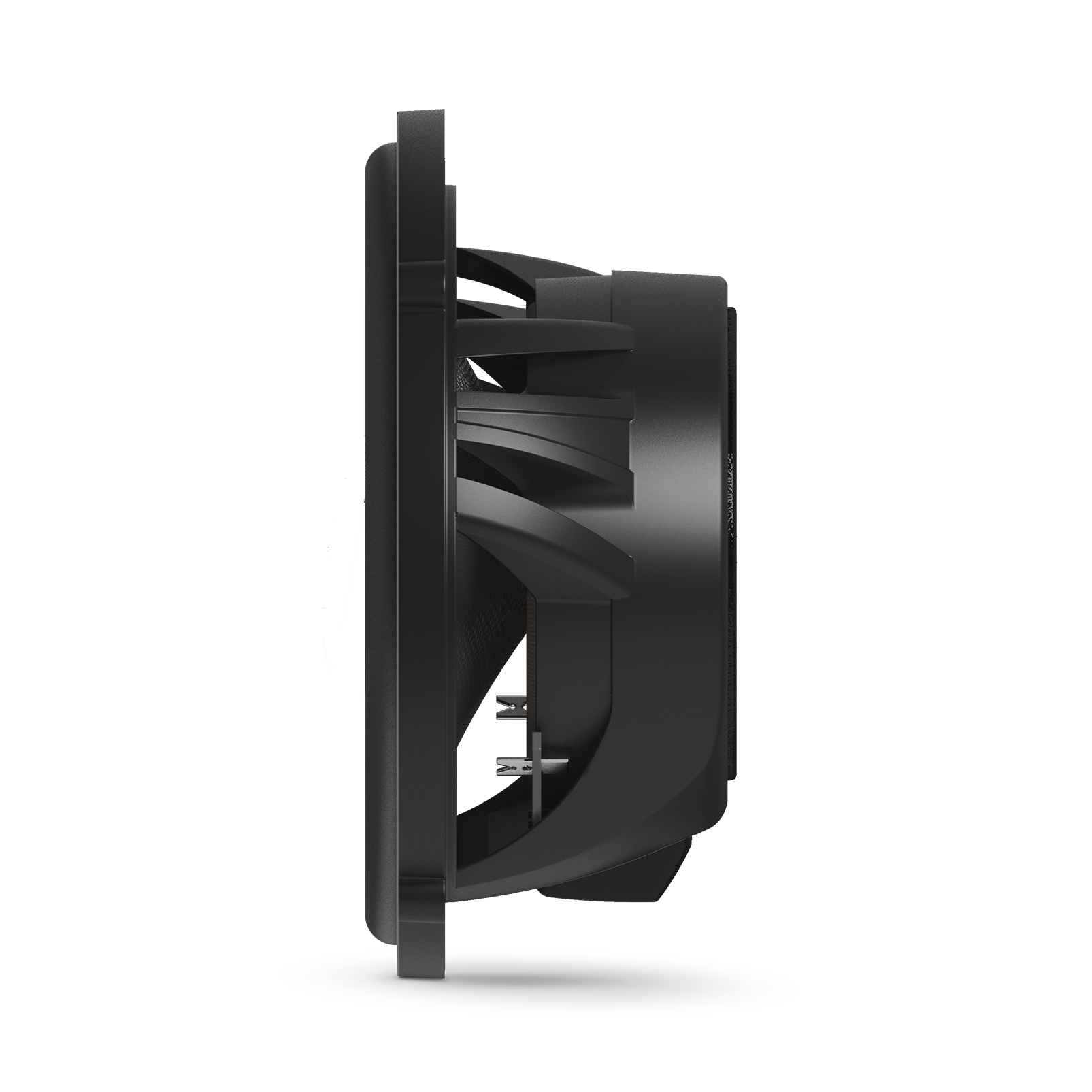 "JBL Stadium GTO 600C - Black - Stadium GTO600C 6-1/2"" (160mm) two-way component system w/ gap switchable crossover - Detailshot 2"