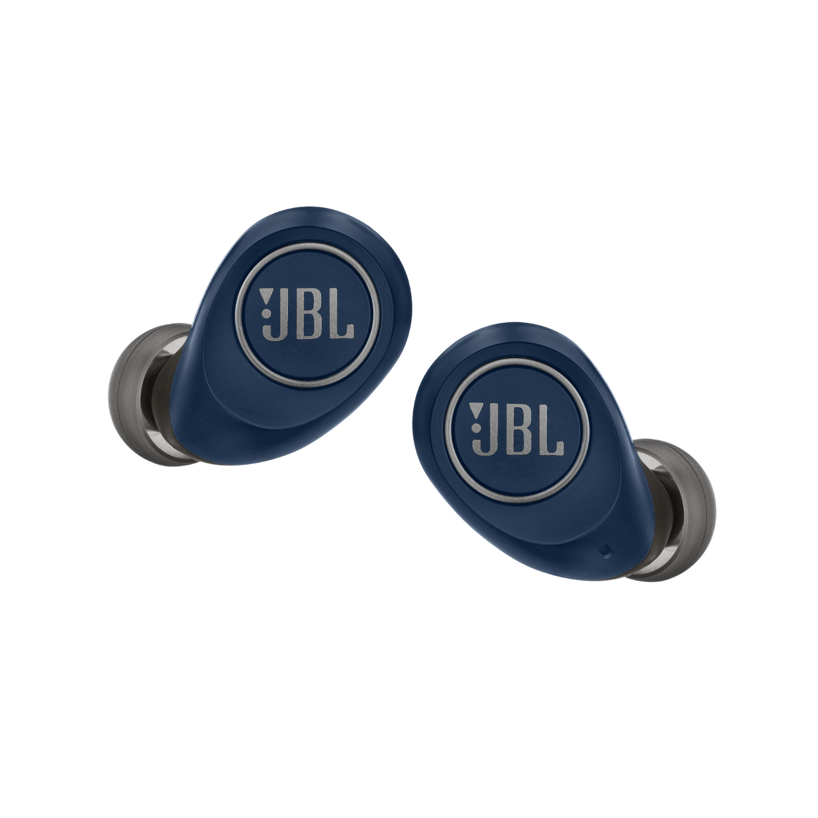 JBL Free X - Blue - Truly wireless in-ear headphones - Front