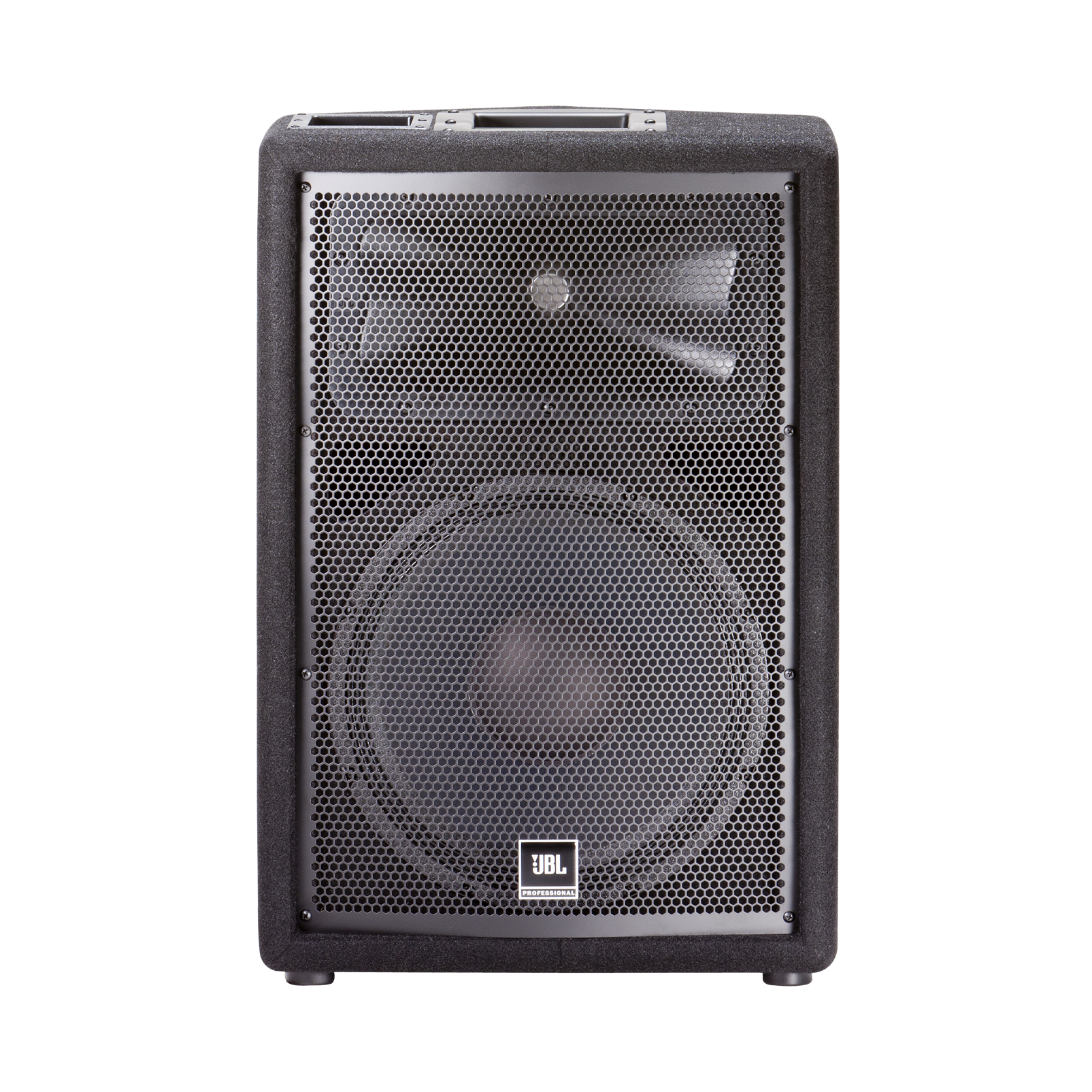"JBL JRX212 - Black - 12"" Two-Way Stage Monitor Loudspeaker System - Front"