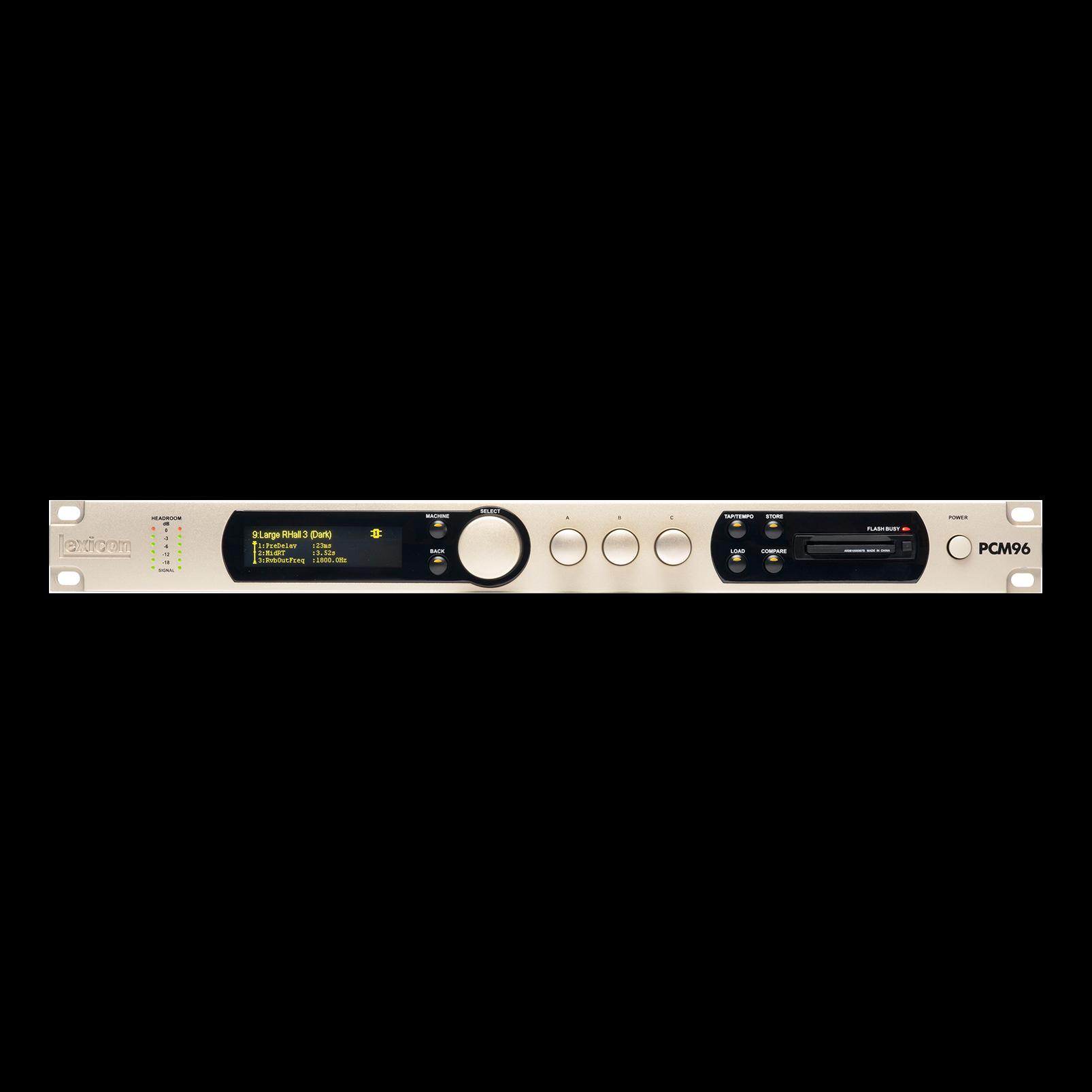 PCM96 - Nickel - Stereo Reverb/Effects Processor - Detailshot 1