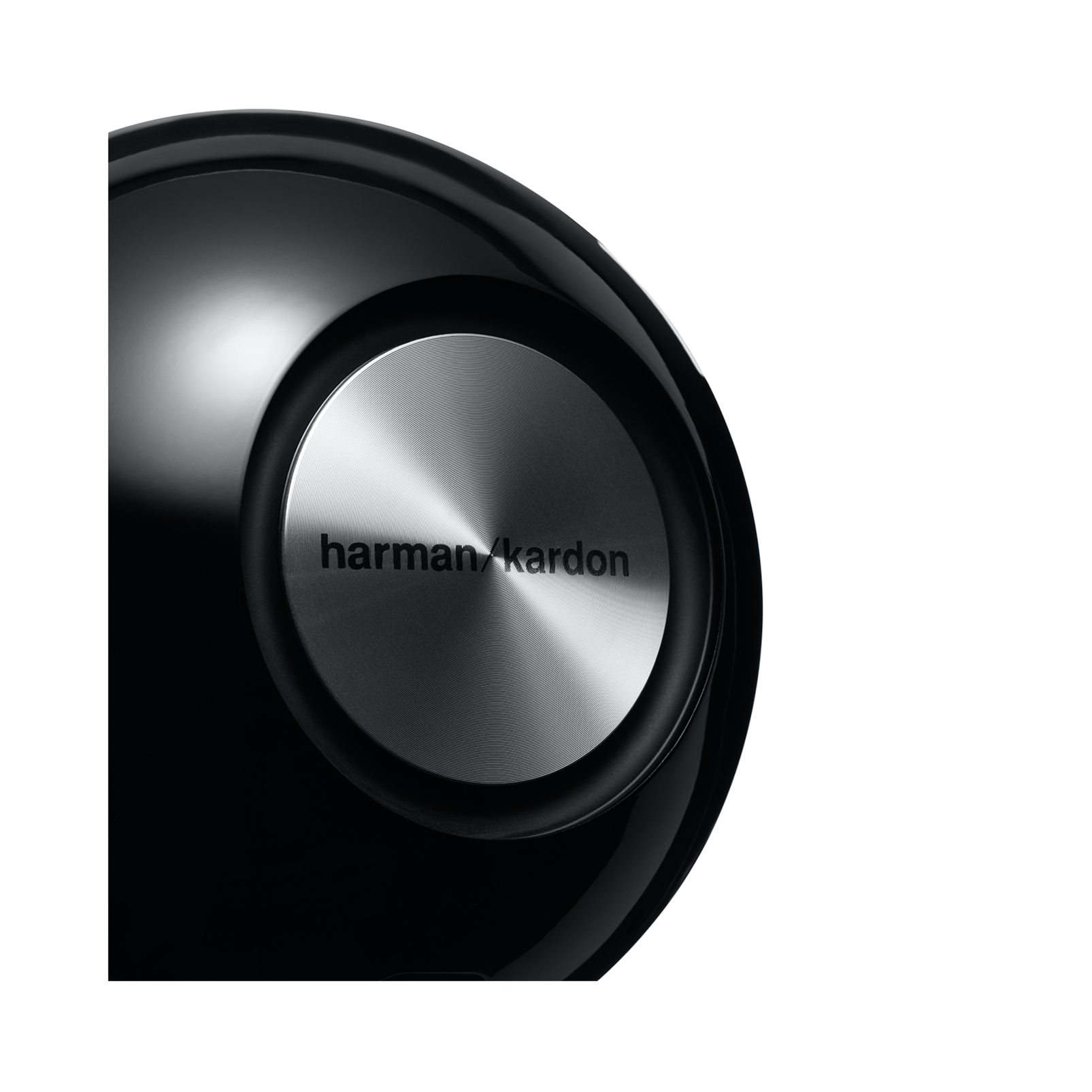 Omni 10 - Black - Wireless HD loudspeaker - Detailshot 1